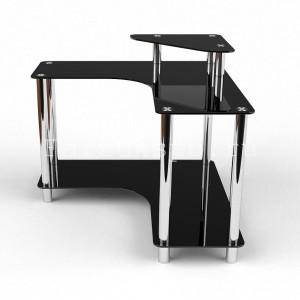 Стол из стекла для руководителя