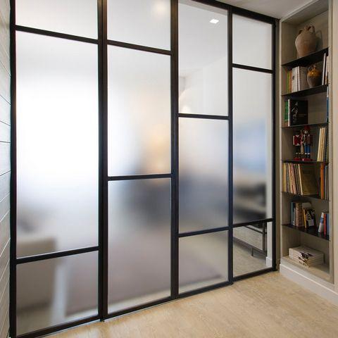 двери купе прозрачное стекло