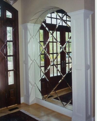 Зеркала с гравировкой